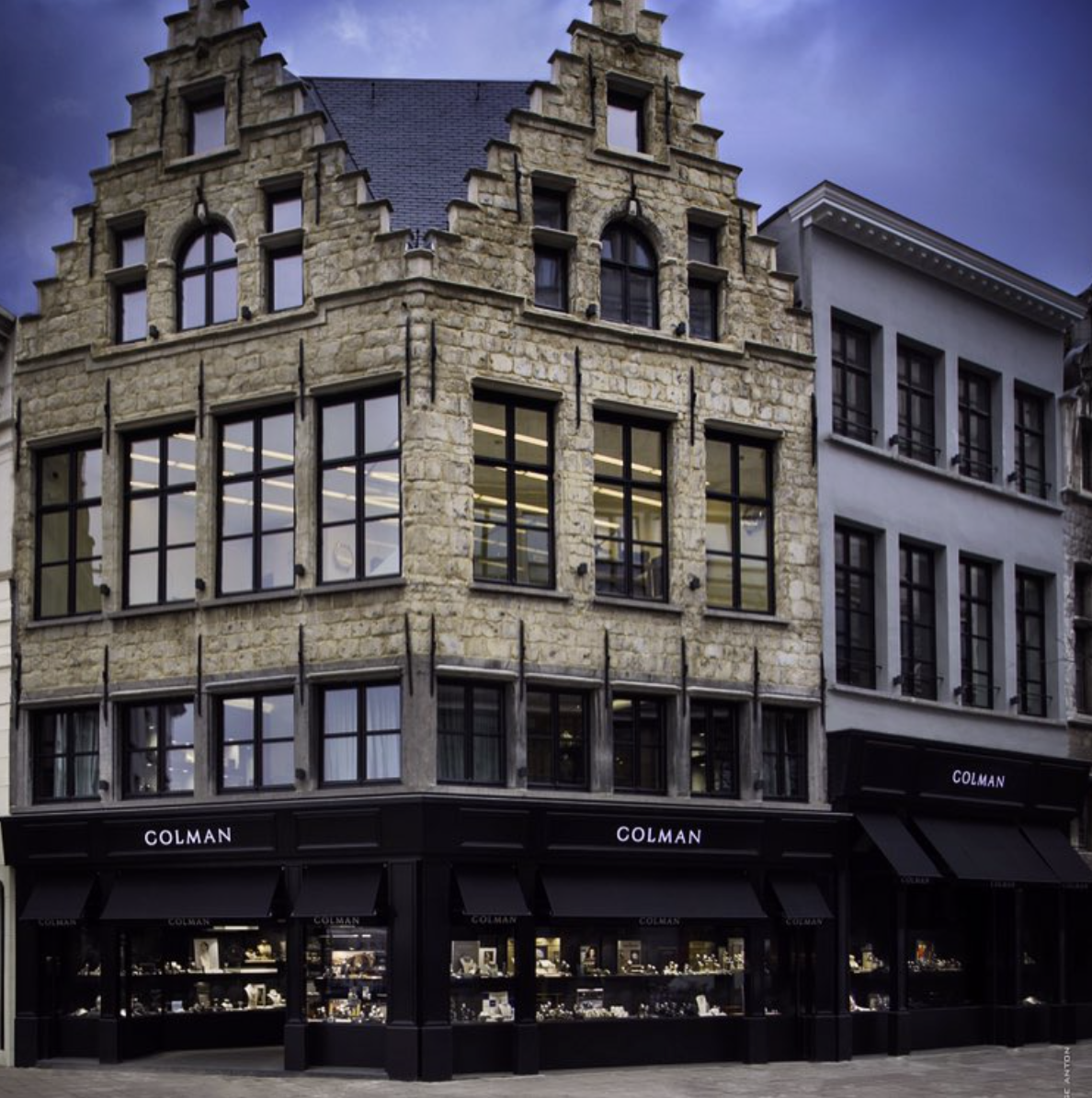 Come visit our amazing shop in Antwerp and les us guide you in the fabulous world of luxury! @colmanwatches