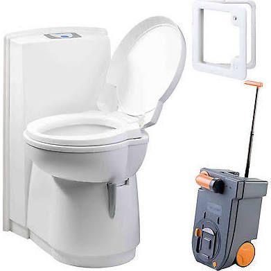 Thetford C-200 CWE Cassette Caravan Motorhome Toilet permanent ...