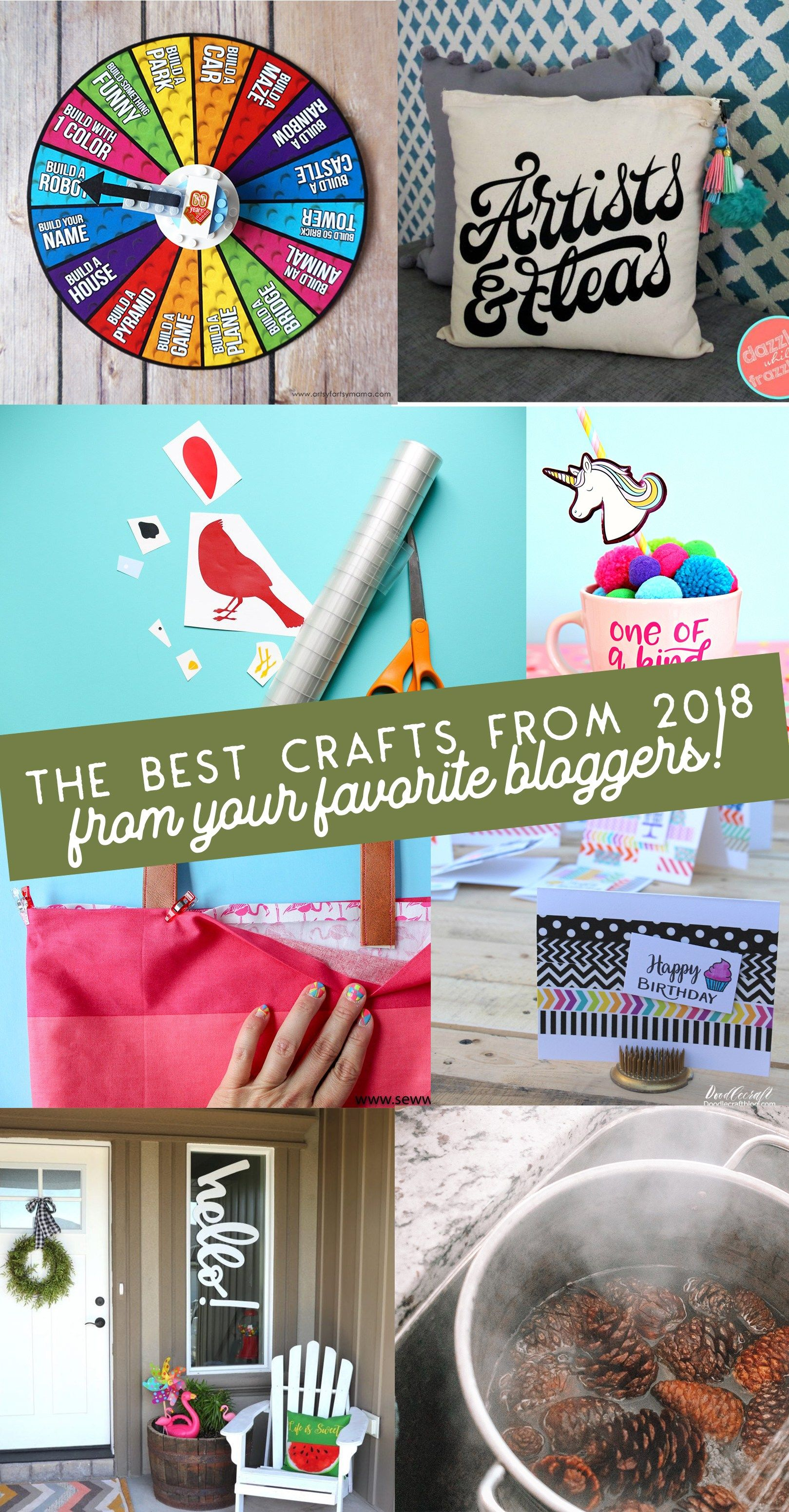 Best Crafts Of 2018 Do It Yourself Today Popular Crafts Fun