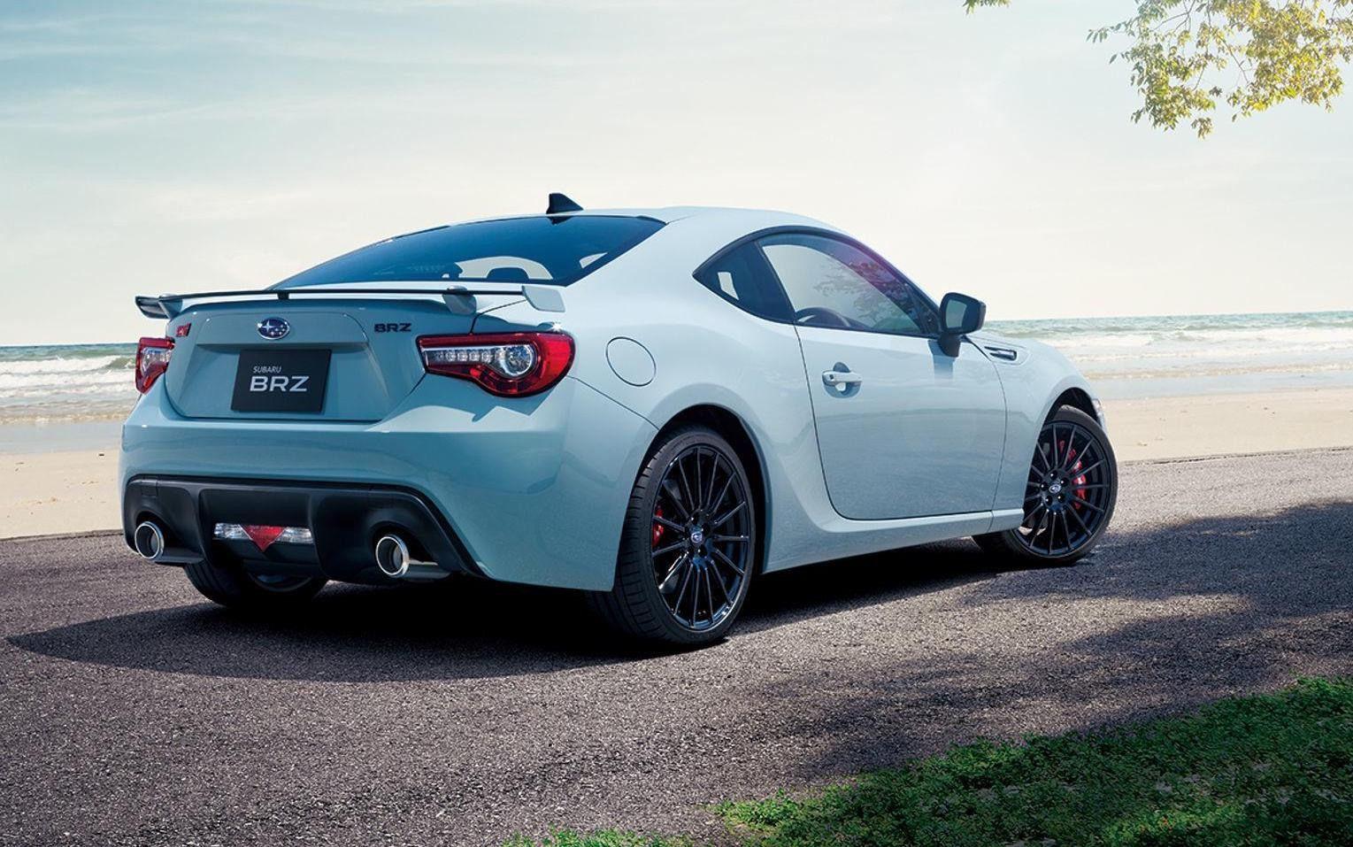 rear view new subaru BRZ 2019 | Subaru brz, Subaru brz sti ...
