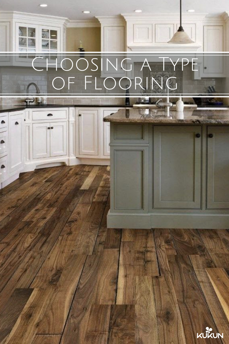 Hardwood Floors Need Little Maintenance And Can Be Refinished If Damaged They Can Go With Almost Any Design Style Types Of Flooring Flooring Options Flooring