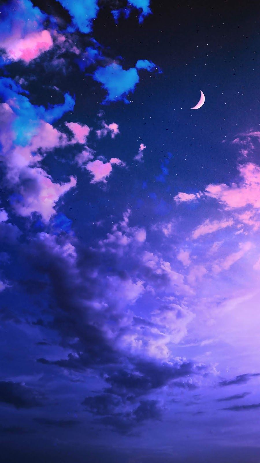 Under Night Sky Wallpaper Iphone Android Background Followme Night Sky Wallpaper Night Skies Sky Aesthetic