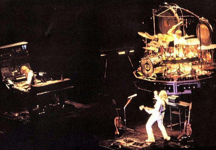Emerson, Lake & Palmer......