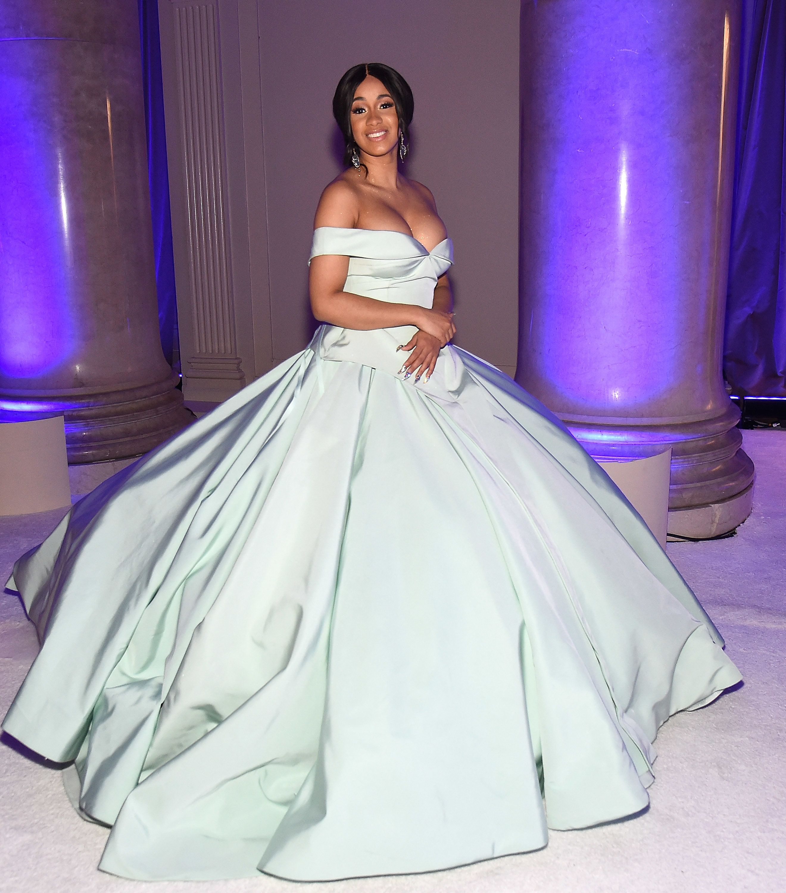 The most fashion worthy moments of the year cardi b pinterest