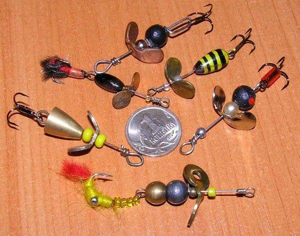 Фото – блесны-вертушки - Рыбалка на спиннинг (с ...