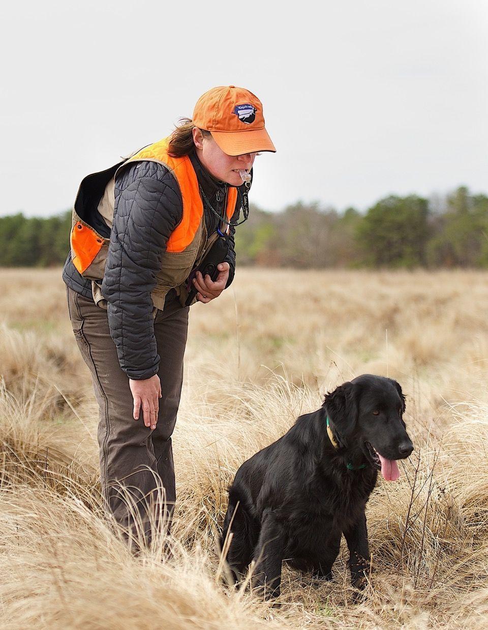 She Guides Meet Carlee Ogeka Sporting Dog Trainer And Pheasant