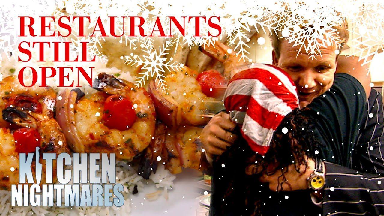 Resteraunts Still Open Kitchen Nightmares Part One Youtube Kitchen Nightmares Gordon Ramsay Nightmare