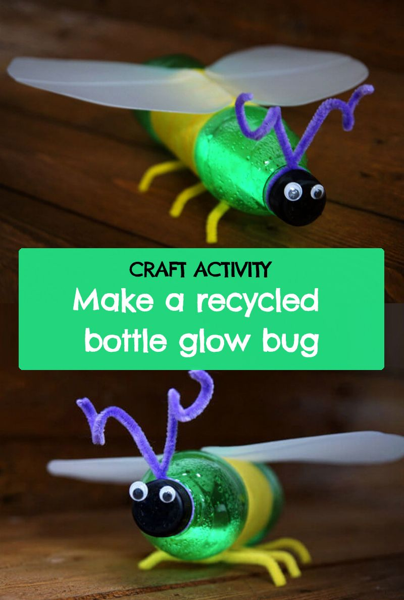 How to Make a Soda Bottle Firefly | A helpful guide with pictures