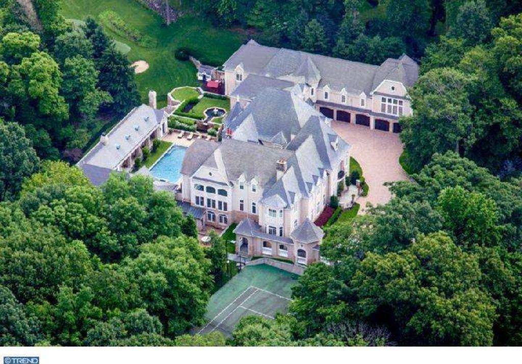 Villanova Home For Sale Mansions Mega Mansions Expensive Houses