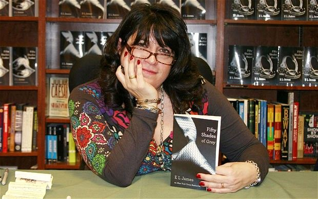 The audio version of E L James's bestselling erotic novel Fifty Shades of  Grey pushes Tanya Gold to the edge.