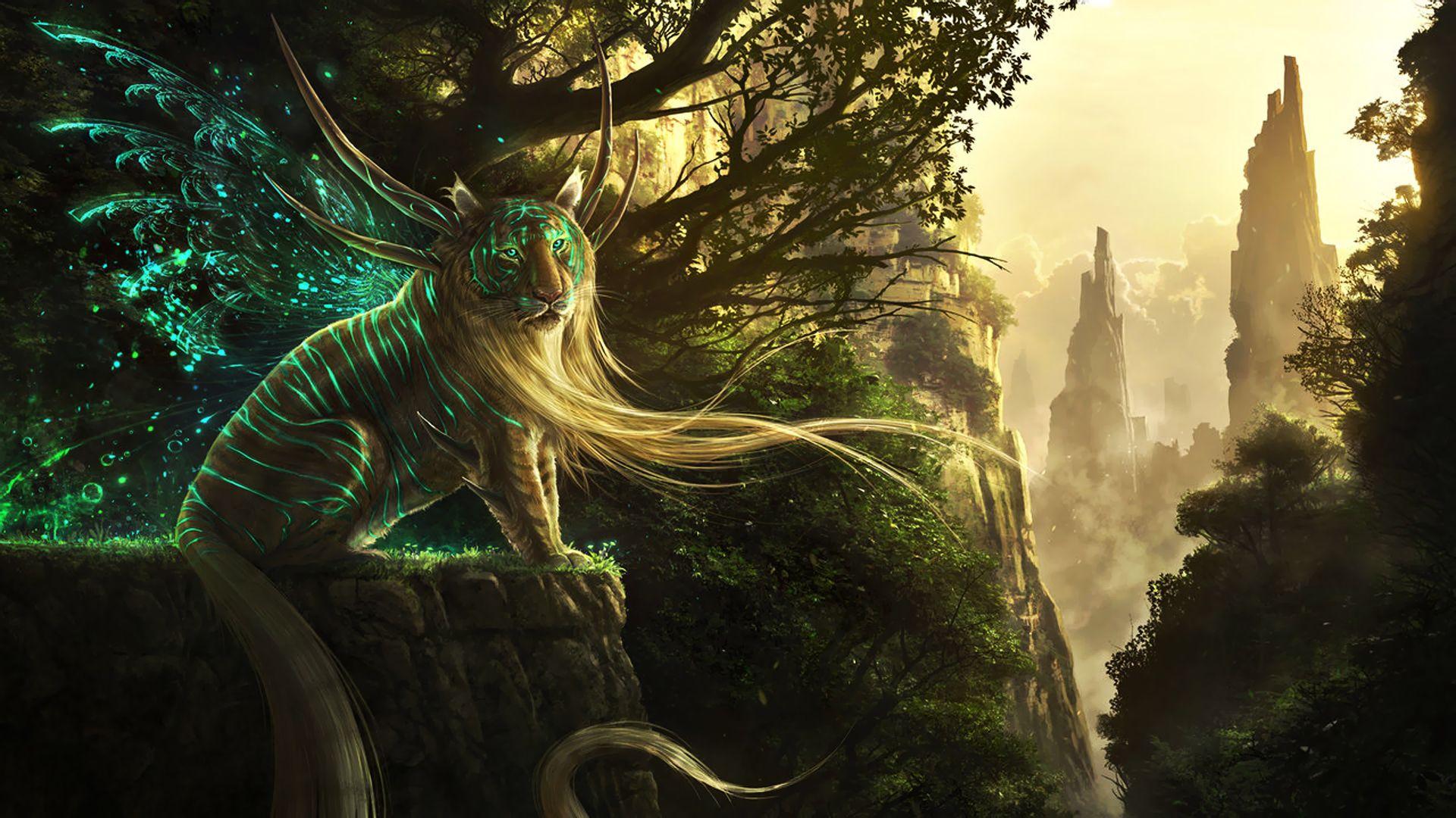 Fantasy creatures Fantasy Creature Wallpaper/Background