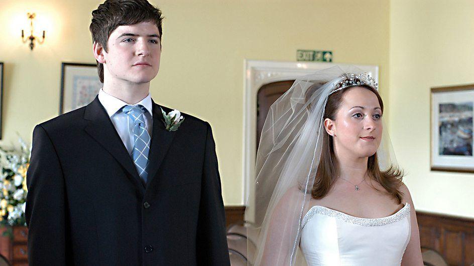 Clint Watts Wedding.Bbc One Eastenders Weddings Martin And Sonia Eastenders In 2019