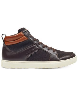 8393c1934e92 Tommy Hilfiger Men s Martine2 Sneakers - Brown 10.5