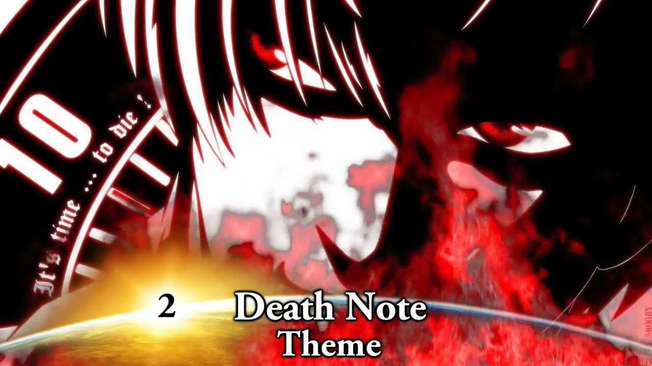 The Top 10 Most Epic Anime Soundtracks Katekyo Hitman Reborn Tsuna Awakens Mirai Nikki Final Showdown Sword Art Online Main Theme Gundam Anime Music Soundtrack Anime