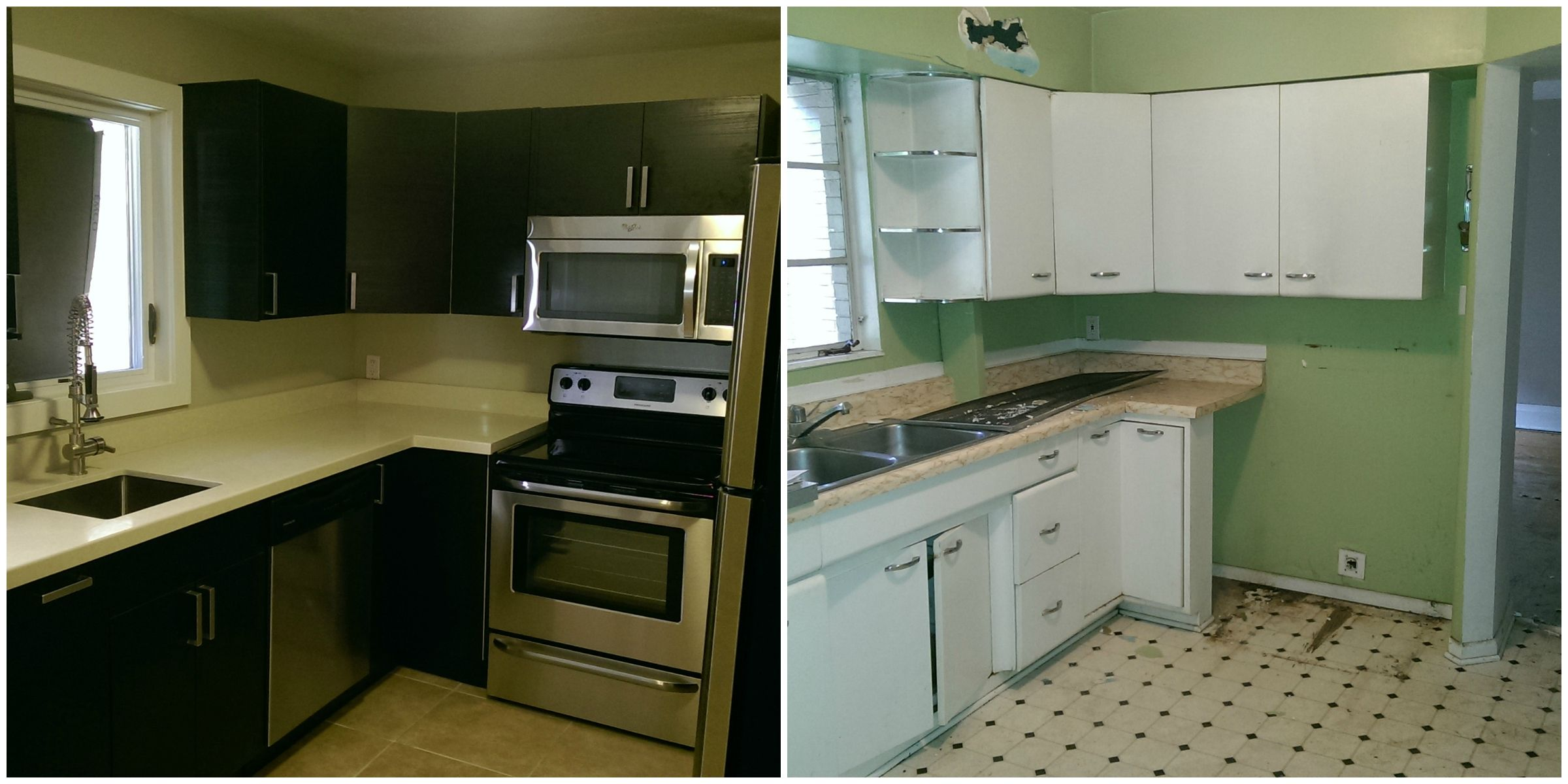 At Your Service Handyman did a beautiful job remodeling
