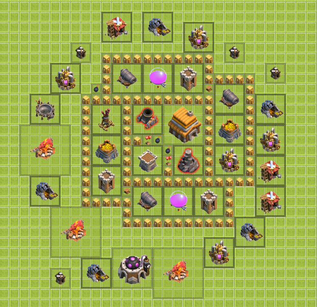 Th5 Base Best Defense - Google Search