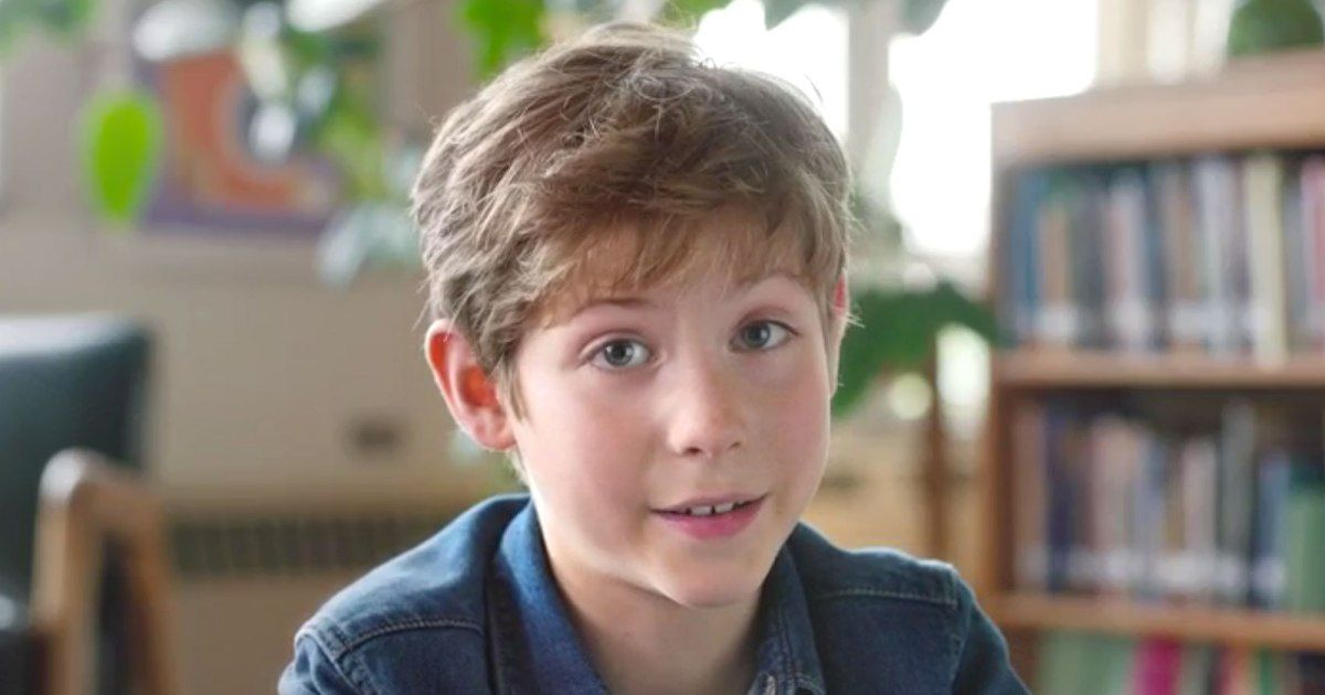 Gapkids Launches Back To School Forward With Campaign Starring Wonder S Jacob Tremblay Celebrity Kids Free Movies Online Full Movies Online Free