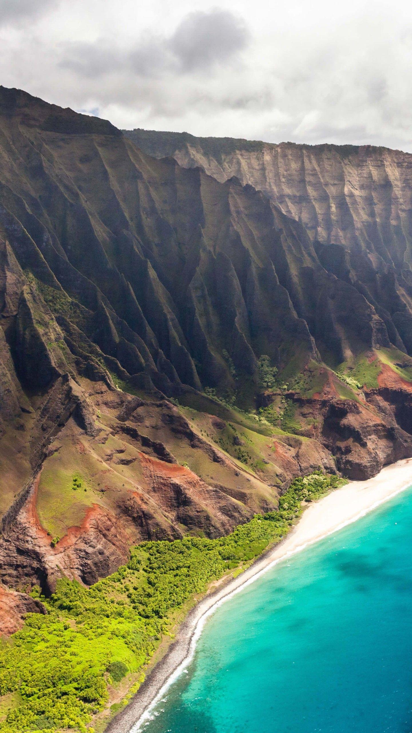 Download Na Pali Coast HD wallpaper for Nexus 6P - HDwallpapers.net