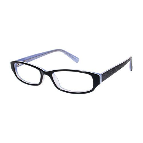 Victorious Womens Spectacle Eyeglass Frames, Black: Vision : Walmart ...