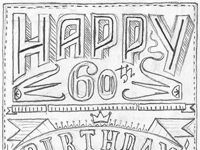 Birthday card idea by Luke Ritchie