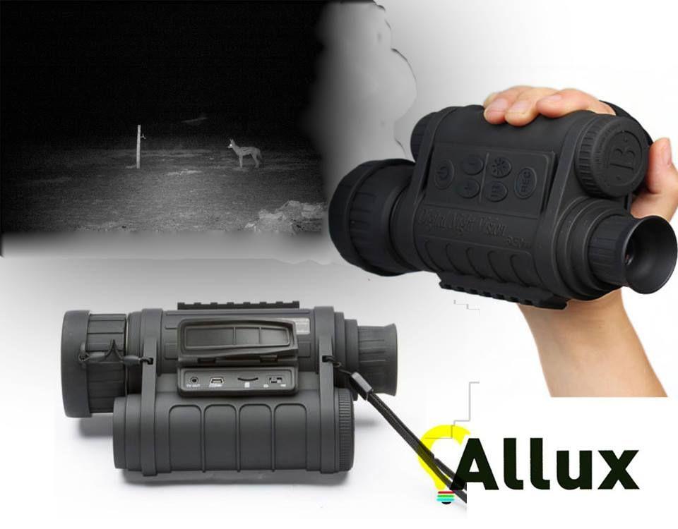 Details zu digitales nachtsichtgerät night vision l shine 6 x 50 mm