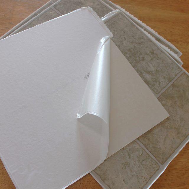 Self Adhesive Vinyl Tiles
