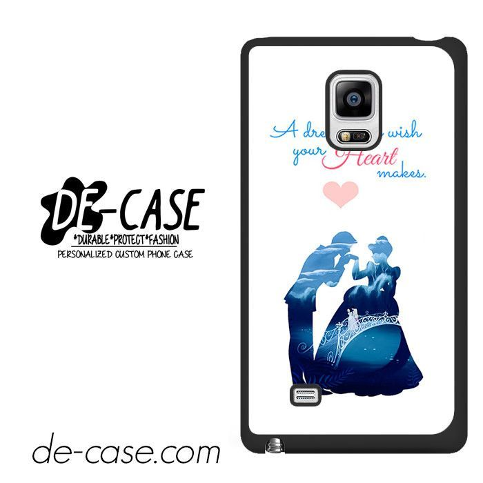 Cinderella Quotes DEAL-2632 Samsung Phonecase Cover For Samsung Galaxy Note Edge