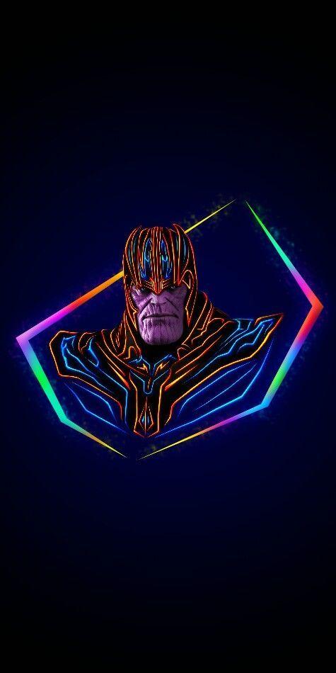 Thanos Avengers wallpaper imagens) Marvel