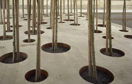 Sulzer areal, Winterthur (Switzerland), 2004 - Vetsch Nipkow Partner Landschaftsarchitekten