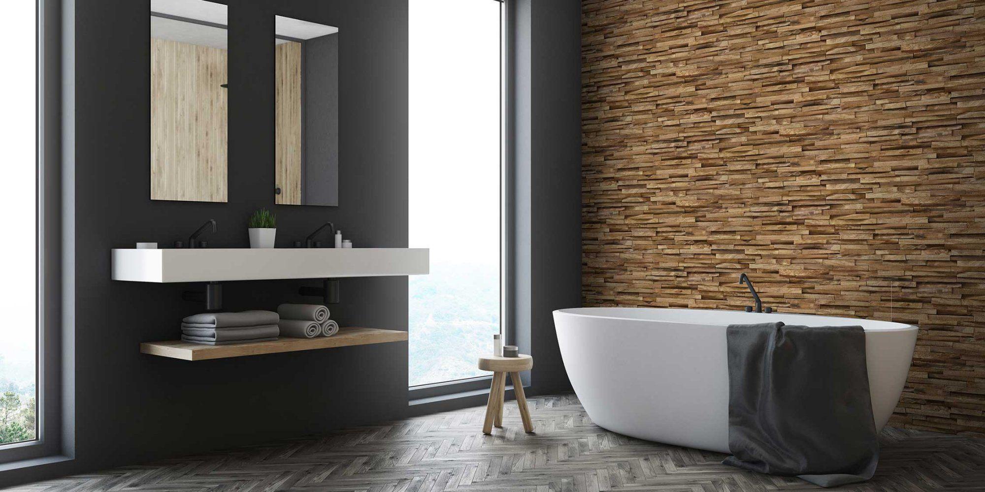 38+ Vinyle pour mur salle de bain inspirations