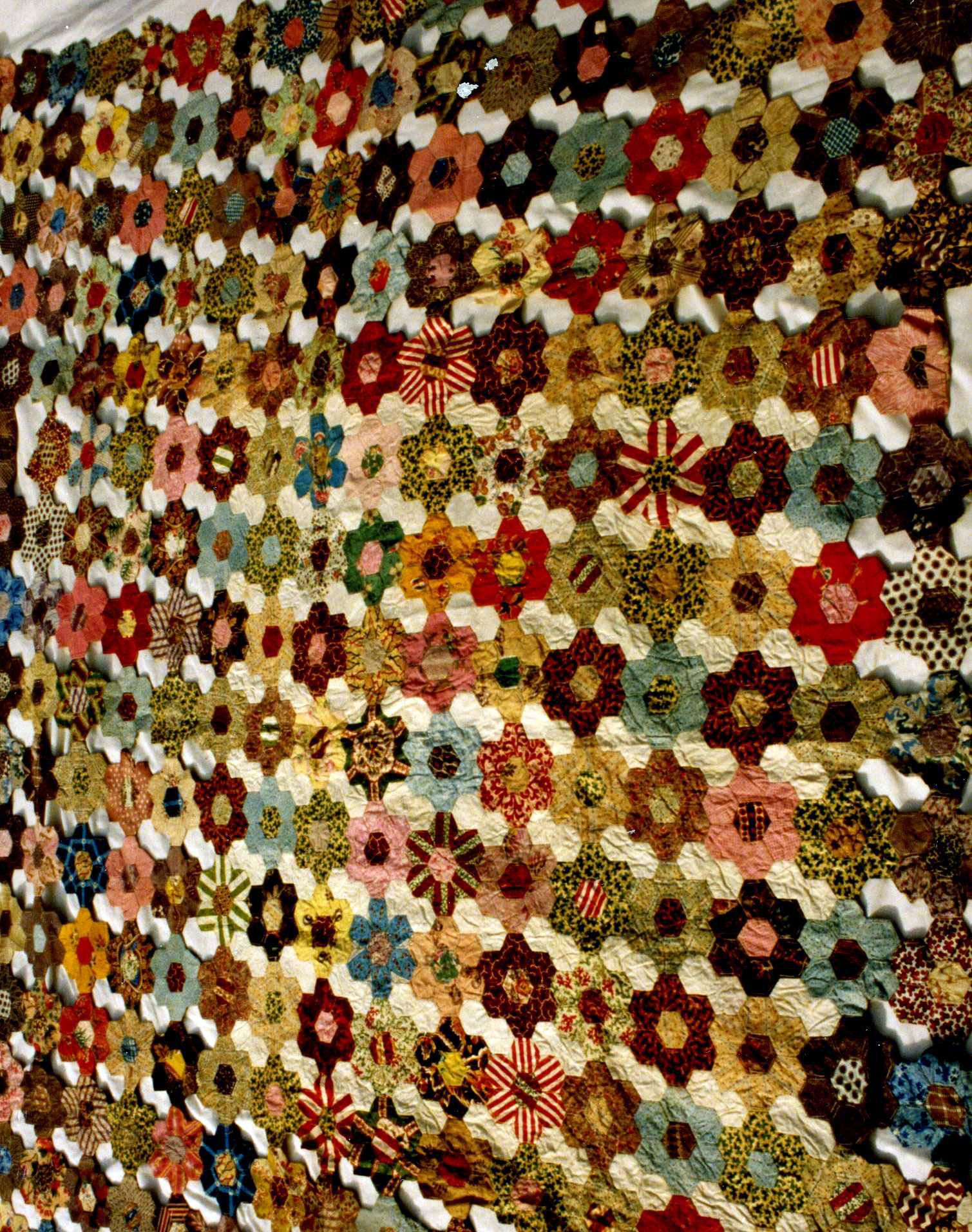 Antique quilt dating