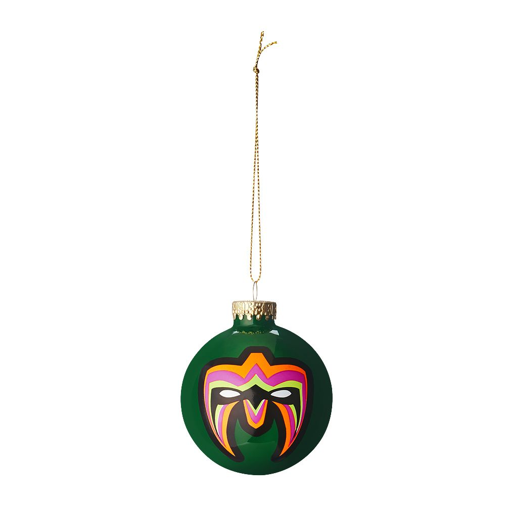Cheer On Your Favorite Superstar During The Holidays And Decorate Your Tree  With This Wwe Ball · Christmas Stuffchristmas Ornamentschristmas