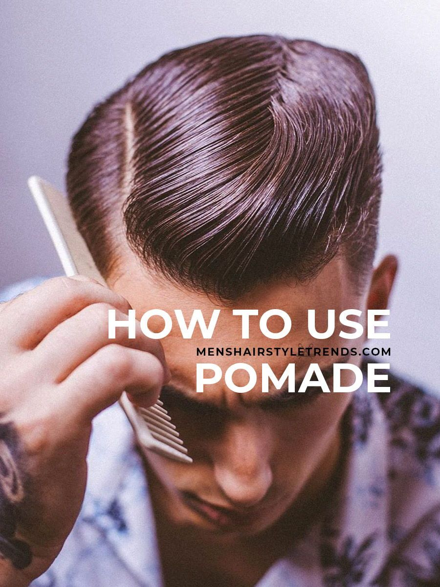 Hair pomade for men howto all your questions answered