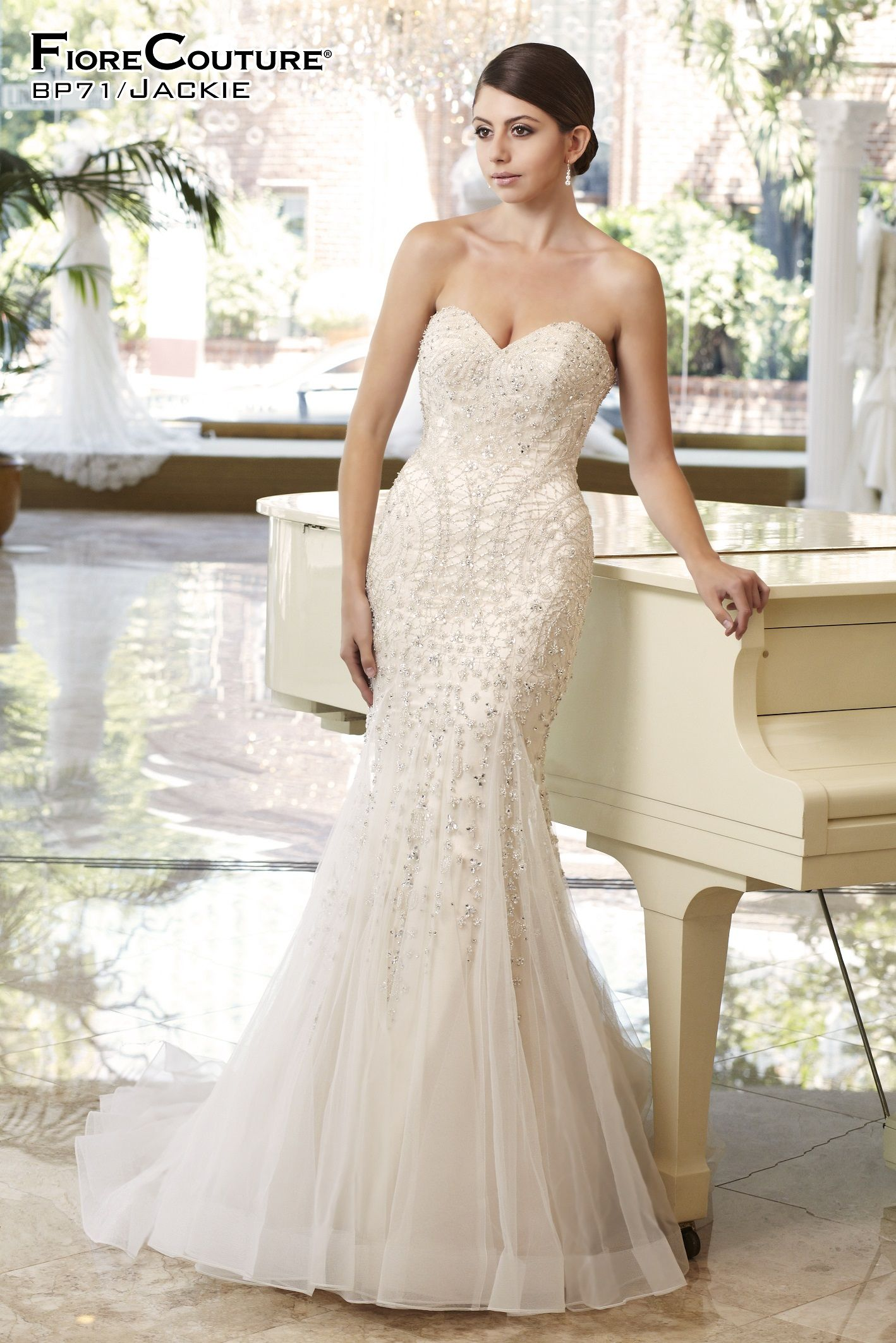 Wedding Dress Fiore Couture Jackie