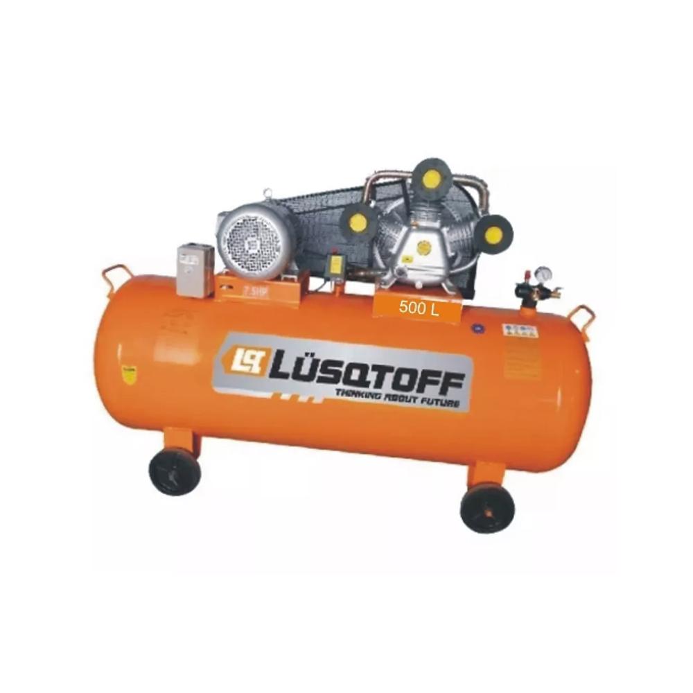 Compresor de aire LC 75500 Lusqtoff 500lts (con imágenes