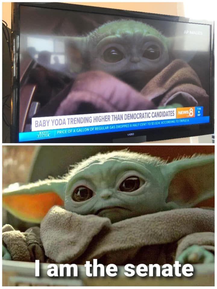 Pin By Eeeeee On Hahaha With Images Funny Star Wars Memes Star Wars Humor Yoda Meme