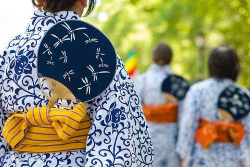 Patterns @ The Obon Festival: Dragonflies by Mister Boboli, via Flickr