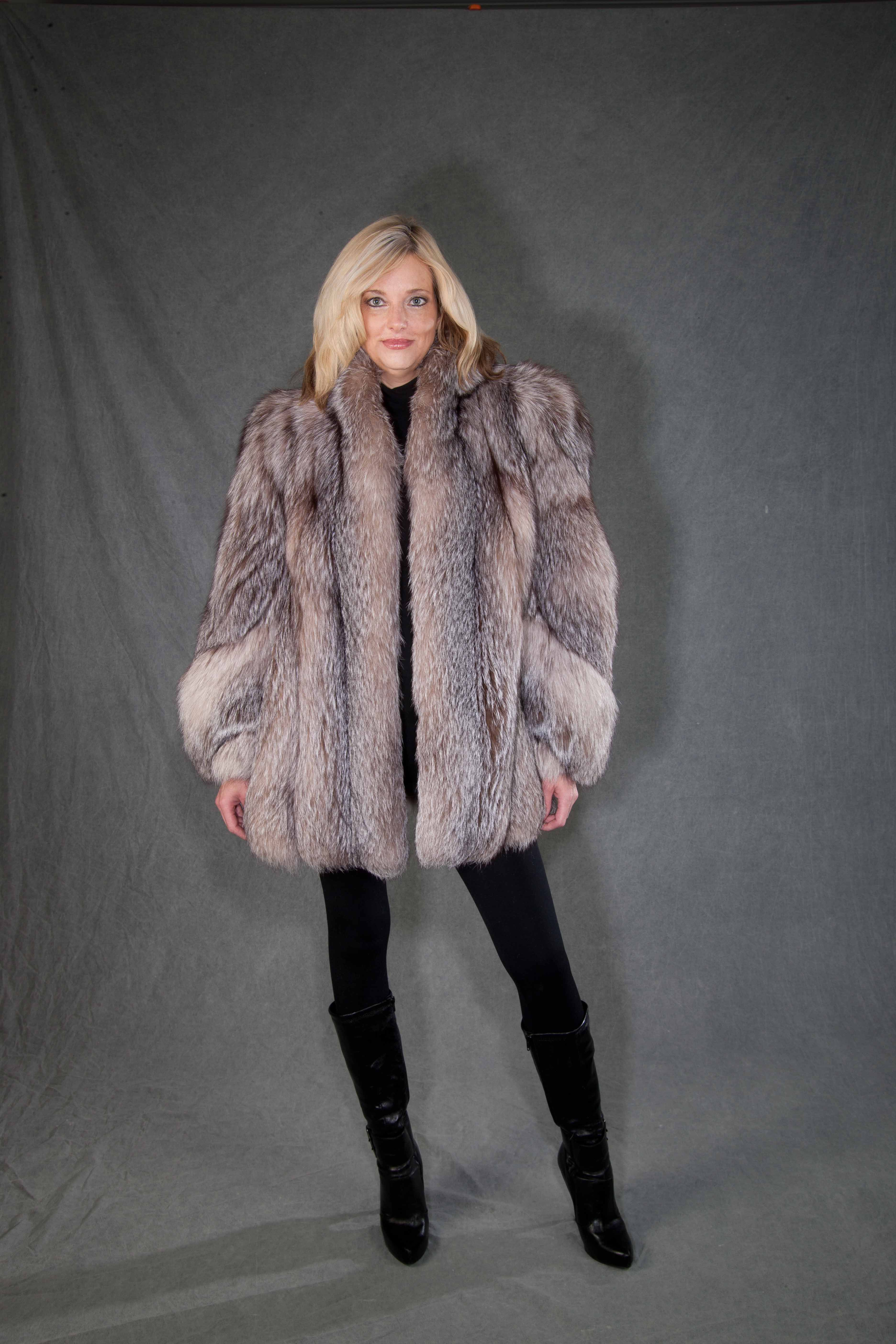 070102fea9b Have an Out of Style Fur Coat in Your Closet   Restyle it and bring it new  life! An old  fur  coat can be turned into almost any type of garment!