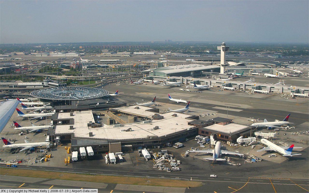 John F Kennedy International Airport (JFK) Photo | John f. kennedy international airport, Vacation checklist, Airport