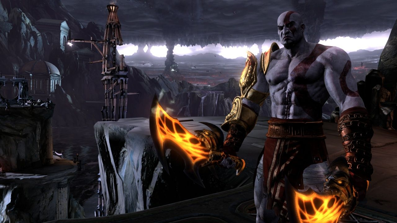 "Kratos – God of War - @SonySantaMonica - #GodofWar #JourneyPS3 #TwistedMetal - http://sms.playstation.com/ -  https://godofwar.playstation.com/en-us/ -  https://www.facebook.com/santamonicastudio - Blacks In Gaming & Multicultural Gaming Characters - FuTurXTV & FUNK GUMBO RADIO: http://www.live365.com/stations/sirhobson and ""Like"" us at: https://www.facebook.com/FUNKGUMBORADIO"