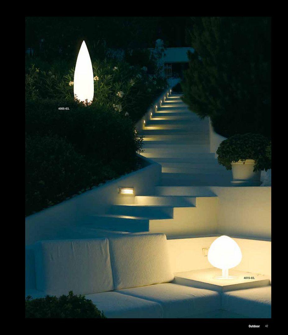 Vibia Outdoor Catalog 2016 Us And Canada Page 44 45 Outdoor Lighting Outdoor Floor Lamps Modern Outdoor Lighting