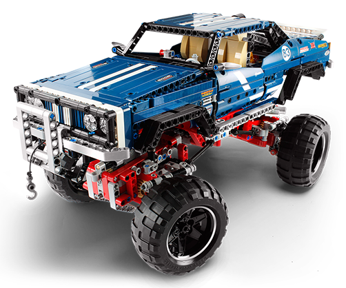 The top LEGO Technic set that I have ever seen and some of the ...