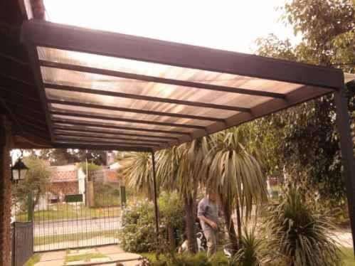 Resultado de imagen para techos para estacionamientos de casas ...