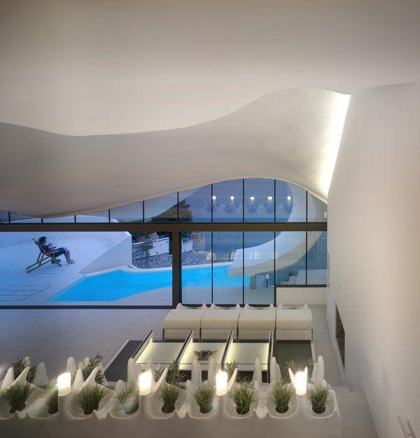 Trois Conceptions De Maison Modernes Frappantes