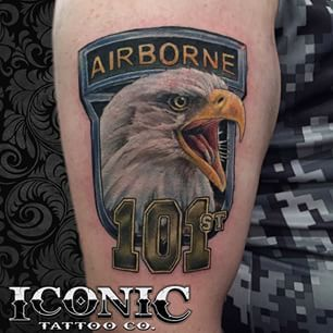 top 101st airborne alcohol images for pinterest tattoos