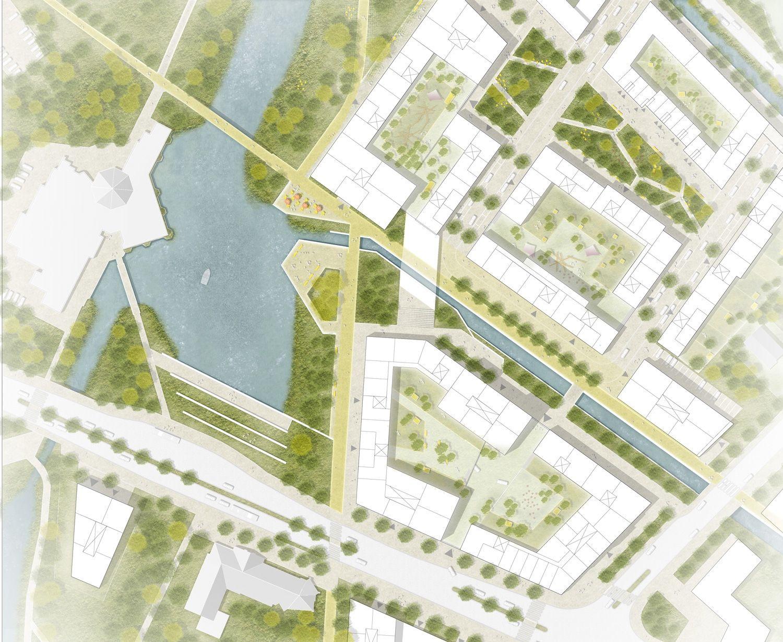 Brilliant Rmp Landschaftsarchitekten Das Beste Von 1st Prize: © Stephan Lenzen
