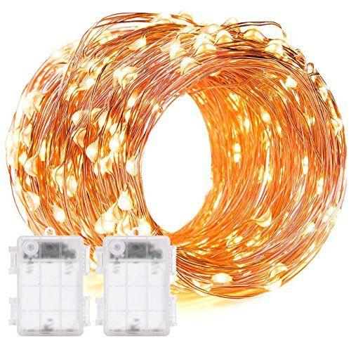Pin von lila t auf karfreitag pinterest led lichterkette micro led lichterkette und batterien - Weihnachtsbeleuchtung mit batterie und timer ...