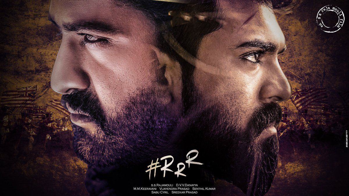 RRR Movie 2021 in 2020 It cast, Movie producers, Ray