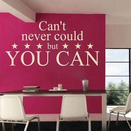 9d Wall Quotes 9d Vinyl Wall Words Wall Written Wall Quotes