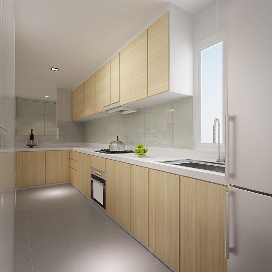 Home Office Renovation Contractor Condo Kitchen Design: House Design, Home Renovation